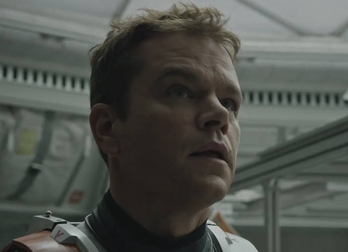 news-Matt Damon-The Martian